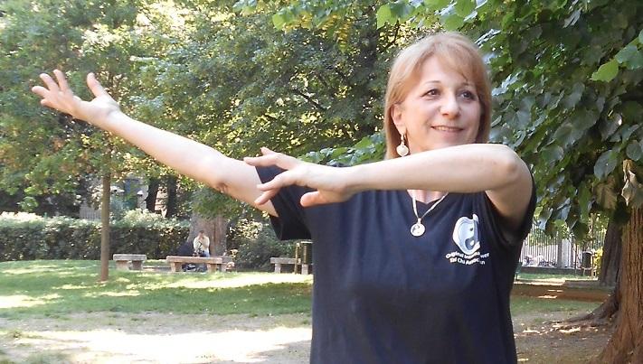Marisa D'Aloiso foto CV
